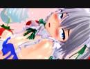 【東方MMD】夏服ツインテールな十六夜咲夜でおねがいダーリン~えっちなお願いはいけません~1080p60fps