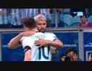 コパ・アメリカ2019 カタール VS アルゼンチン 2019年6月24日