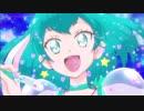 【スタプリ】キュアミルキー(羽衣ララ)変身【プリキュア変身シーン歴代1位】