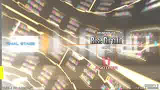 【beatmania IIDX 26 Rootage】Rise Circuit ANOTHER(正規)