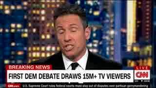 クオモさん:民主党の討論会を日本でトランプ大統領はどの様に見ている?