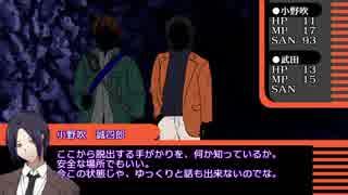 【うっかり連載作品】狂宴の舞台裏~第三話【大正CoC】