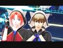 【MMD銀魂】神威と沖田でロキ