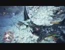 【MHWIBベータテスト】モンハンWアイスボーン狩猟日記part03 凍魚竜ブラントドス【ライト】
