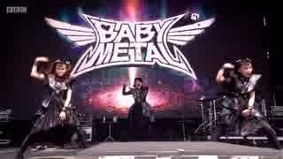 Glastonbury Festival 2019 Babymetal + 鞘師里保