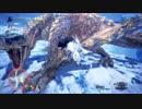 【MHWIBベータテスト】モンハンWアイスボーン狩猟日記part05 轟竜ティガレックス【大剣】