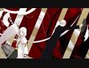 【MMD刀剣乱舞】上弦の月【鶴丸国永×2】