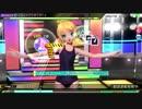 【PDAFT】(1080p)120 恋スルVOC@LOID (EXTRA EXTREME) 鏡音リン:SWスクール(スクール水着)