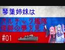 琴葉姉妹はバルチック艦隊復興の夢を見る#01