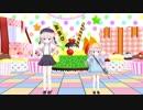 【MMD アズレン】アズレン如月で ♪ ねこみみスイッチ ♪  [1080P]