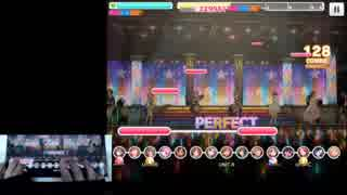 【デレステ】 Stage Bye Stage GRAND LIVE FORTE FULL COMBO 手元つき 【フルコン】