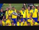 セレモニー 《コパ・アメリカ2019》 [決勝] ブラジル vs ペルー(2019年7月7日)