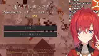 【Minecraft】3代目爆心地となったアンジュ【にじさんじ】