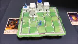 フクハナのボードゲーム対決:サントリーニ