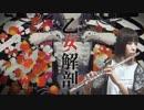 【フルートで吹いてみた!】乙女解剖/DECO*27【最高音の登場!!!!!!!】