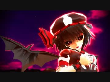 MMD】さらになんとなく黒おぜう【闇リア】 , nicozon