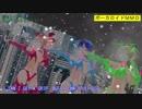 【MMD】原色トリオでECHO_PART2【カメラ移動・字幕有】(1080p_60fps)