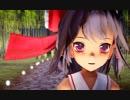 【東方MMD】美少女腋巫女霊夢が儚く踊る『極楽浄土』