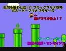 【マリオ実況】【SMB】【Switch】【最終回】世間を賑わせた(?)ブラックマリオ攻略