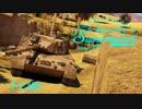 【ゆっくり実況】遠距離狙撃至上主義C型~アラブへ愛を込めて[OF-40Mk.2(MTCA)]編~【WarThunder】pt.181