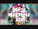 やながみゆき ft.初音ミク - My Name Is (PLAMA Remix)