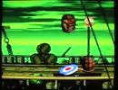 スーパードンキーコング2実況  part4(ねねし&みはさん)【ノンケ冒険記☆8年ぶりの復活!】