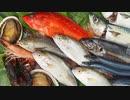【魚BBQ】鴨川で魚介オンリーのバーベキュー!獲れたて魚を丸焼きにしたら大失敗!?