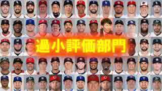 【MLB】2018年版メジャーファンが選ぶ1/137【過小評価部門】