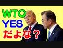 トランプ大統領のWTO途上国優遇見直し要求で中国と米国の間で苦しむ韓国