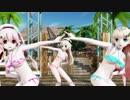 【MMD艦これ】春雨 夕立 Jervis(ジャーヴィス)風になりたい Samba Novo feat.初音ミク【Vocaloidカバー】