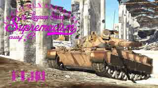 【ゆっくり実況】遠距離狙撃至上主義C型~ミッシングリンク[OF-40Mk.2(MTCA)]編~【WarThunder】pt.182