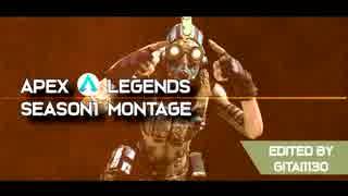 Apex Legends Montage season1 -Come Togather Now-