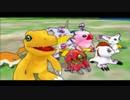 【MAD】デジモンアドベンチャー【PSP版】