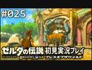 【実況】#025:ゼルダの伝説 ブレスオブザワイルド 初見実況プレイ