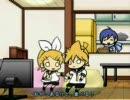 【鏡音リン・レン】双子がマリカをやっているようです。よ。【KAITO】