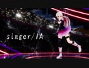 【MMD】HIGHER【IA】【カメラ配布】CameraDL【字幕封入版】