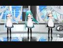 【MMD】 あぴメイド3人組で ♪ Love And Joy ♪  [1080P]