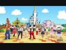 東京ディズニーランド キッズダンスプログラム ジャンボリミッキー①ディズニーの仲間たちと踊ろう
