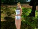 DOAX2 エレナ様生着替えセーラー服から・・・