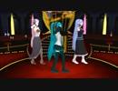 【初音ミク・巡音ルカ・刹音セレ】Frustrationを踊らせてみた【MMD】
