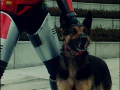 特警ウインスペクター 第9話「爆弾じかけの犬」