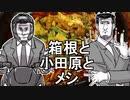 【車載・グルメ】【箱根】メシと下道とスクーターとメシ【後】
