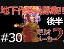 【マリオメーカー2】フジさんのさらに難しいコースに挑戦!!後半