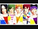 【MMDA3!】ユニバース