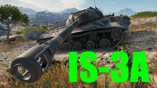 【WoT:IS-3A】ゆっくり実況でおくる戦車戦Part586 byアラモンド