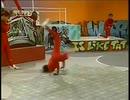 ホモと見る80年代ブレイクダンス.break dance