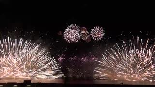 2019.8.10 (大阪) なにわ淀川花火大会 「Perfact Night View」