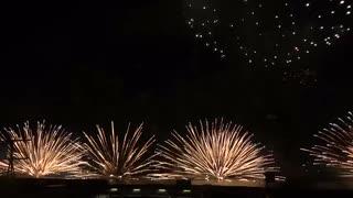 2019.8.10 (大阪) なにわ淀川花火大会 「未来のデザイン」