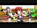 【ミリシタMV】未来・亜利沙・エミリー・海美・百合子(13人ライブ)「Flyers!!!」