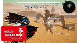 【日本語字幕付その2】E3 2019『DAEMON X MACHINA(デモンエクスマキナ)』E3 2019 Nintendo TreehouseLive part.2(日本語字幕版)